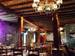 Relais de Soumoy (salle de banquet)