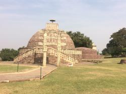 Sanchi Stupa No. 3