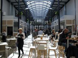La Salmoreteca Mercado la Galeria