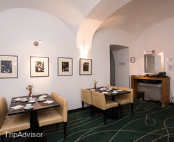 Drawing Room at the art'otel budapest