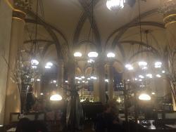 Sala del Cafe Central