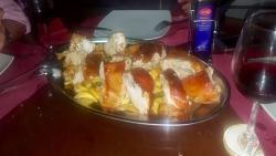 Cena muy buena