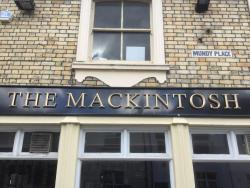 The mackintosh Hotel. Cardiff