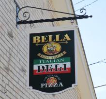 Bella Pizza Deli Gourmet