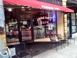 Pender's Cafe