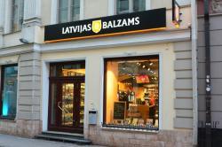 Latvijas Balzams Shop