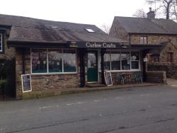 Curlew Crafts and tea rooms