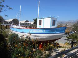 La Dorada 1ª -  Barco de Chanquete