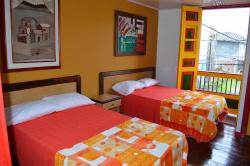 Hostel La Colina Cuyabra