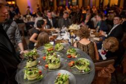 Incredible Wedding Reception in the Escollo Room 2016
