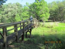McKethan Lake Nature Trail