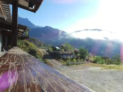 Great mountain getaway