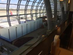 仙台空港内でランチ
