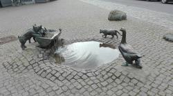 Gansebrunnen
