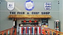 Man Frydays The Fish and Chip Shop