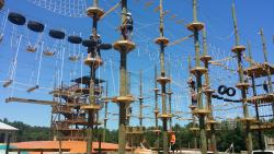 Kersey Valley High Ropes