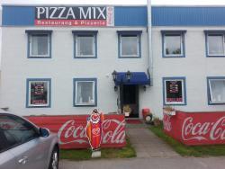 Restaurang Pizza Mix