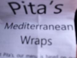 Pitas Mediterranean Wraps