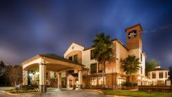 貝斯特韋斯特普勒斯北休斯敦套房酒店
