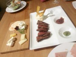 Meat & Cheese Bar Reijiya
