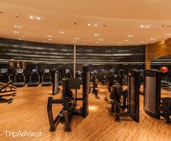 Fitness Center at the JW Marriott Hotel Hanoi