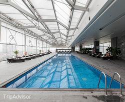 The Pool at the JW Marriott Hotel Hanoi