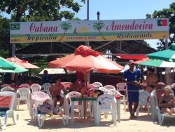 Cabana Amendoeira Tropicalia