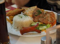 Rotunde Gastronomiebetrieb