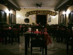Restaurante Casa Colombia