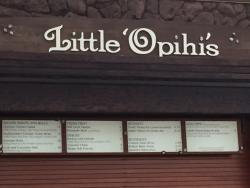 Little Opihi's Beachside Kiosk