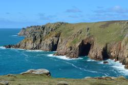 South West Coast Path - Land's End Hostel - Porthcurno to Penzance