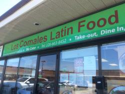 Los Comales Latin Food