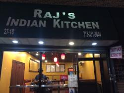 Raj's Indian Kitchen