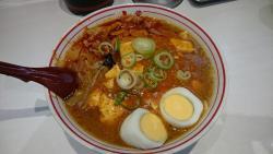 Mongolian stir-fried noodles Nakamoto Akitsu