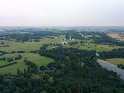 Virgin Balloon Flights - Milton Keynes, Willen Lake