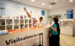 Tourist Info Valencia Airport