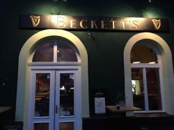 Becketts Irish Pub and Restaurant