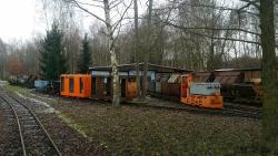 Sächsiches Eisenbahnmuseum Chemnitz-Hilbersdorf