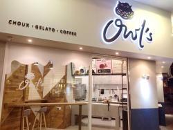 Owl's Choux.Gelato.Coffee