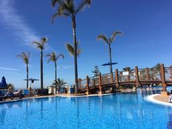Main outdoor pool.