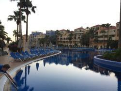 First time to a Bahia Principe hotel