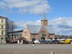 Old Vyborg Market