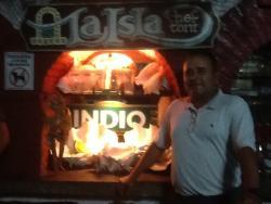 Restaurant La Isla