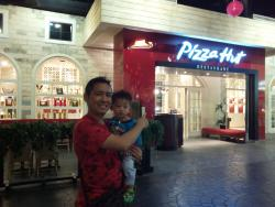Pizza Hut Ciputra World