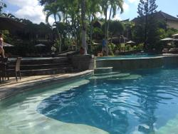 Lovely Big spacious clean Balinese bungalows