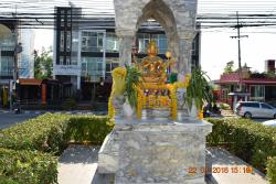 Bangkok with family