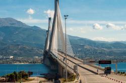 Rio-Antirrio Bridge (Charilaos Trikoupis)