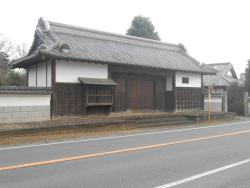 Front Gate of Government Office of Shishido Domain