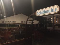 Biergarten Schiffmuhle Minden