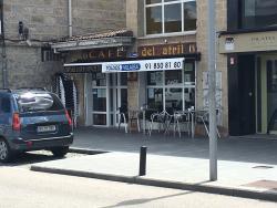 Cafe Del Atril